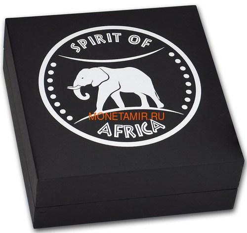 Буркина Фасо 5х1000 франков 2017 Африканские Носороги – Дух Африки (Набор) Burkina Faso 5х1000 francs 2017 African Rhinos – the Spirit of Africa Set.Арт.60 (фото, вид 22)