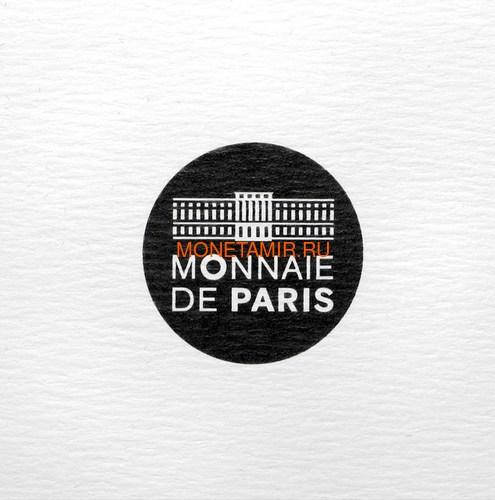 Франция 10 евро 2017 Венера Милосская серия Музеи Франции (France 10E 2017 The Venus de Milo).Арт.60 (фото, вид 3)