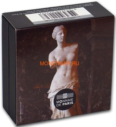 Франция 10 евро 2017 Венера Милосская серия Музеи Франции (France 10E 2017 The Venus de Milo).Арт.60 (фото, вид 5)
