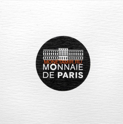Франция 10 евро 2017 Эдуард Манэ – Завтрак на траве серия Музеи Франции (France 10E 2017 Breakfast on the Grass Edouard Manet).Арт.60 (фото, вид 3)