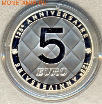 Франция 5 евро 2008. Коко Шанель (фото, вид 1)