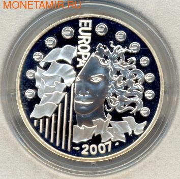 Франция 1,5 евро 2007 Аэробус А380.Арт.60 (фото, вид 1)