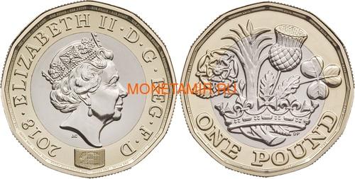 Великобритания Полный годовой набор 2018 (The 2018 UK Brilliant Uncirculated Annual Coin Set).Арт.60 (фото, вид 8)