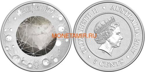 Австралия 13,88 долларов 2017 Планеты Солнечной Системы Космос Набор 10 монет (Australia 13,88$ 2017 Sollar System Space 10-coin Set).Арт.000862855467/60 (фото, вид 5)