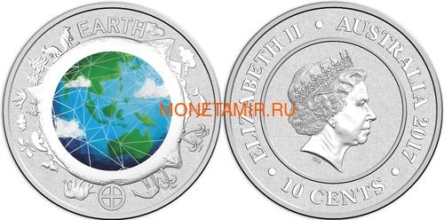 Австралия 13,88 долларов 2017 Планеты Солнечной Системы Космос Набор 10 монет (Australia 13,88$ 2017 Sollar System Space 10-coin Set).Арт.000862855467/60 (фото, вид 6)