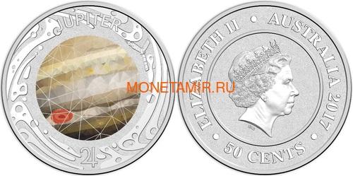 Австралия 13,88 долларов 2017 Планеты Солнечной Системы Космос Набор 10 монет (Australia 13,88$ 2017 Sollar System Space 10-coin Set).Арт.000862855467/60 (фото, вид 8)