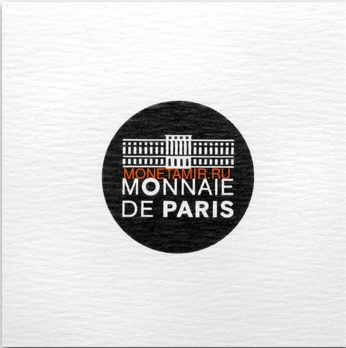 Франция 10 евро 2018 Жозефина Богарне серия Женщины Франции (France 10E 2018 Josephine De Beauharnais Napoleon).Арт.60 (фото, вид 4)