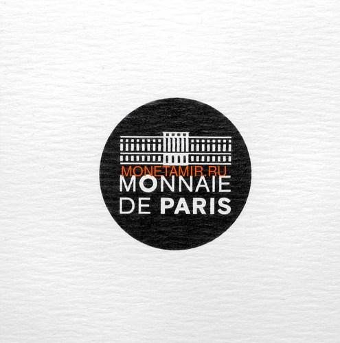 Франция 10 евро 2018 Дезире Клари серия Женщины Франции (France 10E 2018 Desiree Clary Charles XIV).Арт.60 (фото, вид 4)