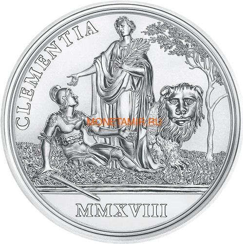 Австрия 20 евро 2018 Мария Терезия – Вера и Милосердие Лев (Austria 20 Euro 2018 Maria Theresa Clemency and Faith).Арт.60 (фото, вид 1)