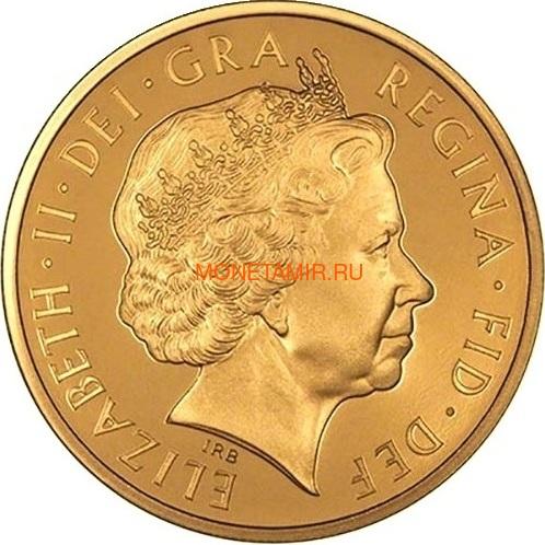 Великобритания 5 фунтов 2011 Принц Филипп 90 лет (GB 2011 5£ 90th Birthday Prince Philip).Арт.009995256064 (фото, вид 1)