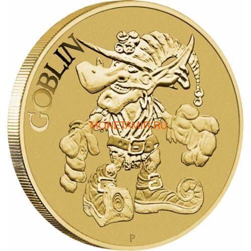 Австралия 9х1 доллар 2011 Мифические Герои Набор 9 монет (Australia 9x1$ 2011 Mythical Creatures Set).Арт.000240356173/63 (фото, вид 4)