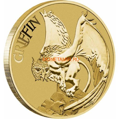 Австралия 9х1 доллар 2011 Мифические Герои Набор 9 монет (Australia 9x1$ 2011 Mythical Creatures Set).Арт.000240356173/63 (фото, вид 5)