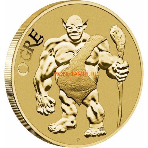 Австралия 9х1 доллар 2011 Мифические Герои Набор 9 монет (Australia 9x1$ 2011 Mythical Creatures Set).Арт.000240356173/63 (фото, вид 7)