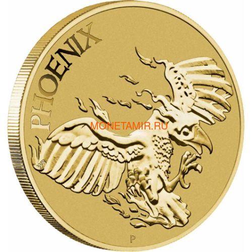 Австралия 9х1 доллар 2011 Мифические Герои Набор 9 монет (Australia 9x1$ 2011 Mythical Creatures Set).Арт.000240356173/63 (фото, вид 8)