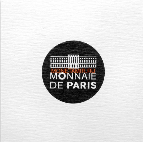 Франция 10 евро 2018 Жорж Санд серия Женщины Франции (France 10 Euro 2018 George Sand Chopin).Арт.000258256128/63 (фото, вид 4)