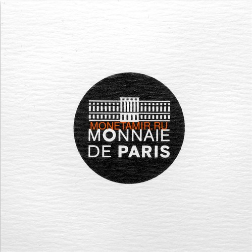 Франция 20 евро 2018 Марианна Равенство (France 20 Euro 2018 Marianne Equality Proof).Арт.000209356132/63 (фото, вид 3)