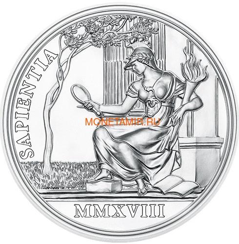 Австрия 20 евро 2018 Мария Терезия – Благоразумие и Реформа (Austria 20 Euro 2018 Maria Theresa Prudence and Reform).Арт.70 (фото, вид 1)