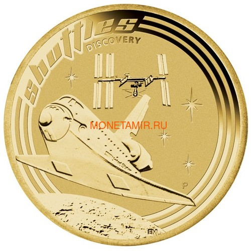 Австралия 2009 Космос Юный Коллекционер Набор 9 Монет (Australia 2009 Space Young Collectors Complete 9 Coin Set).Арт.000391146085/60 (фото, вид 5)