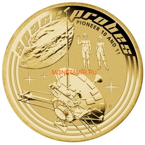 Австралия 2009 Космос Юный Коллекционер Набор 9 Монет (Australia 2009 Space Young Collectors Complete 9 Coin Set).Арт.000391146085/60 (фото, вид 7)