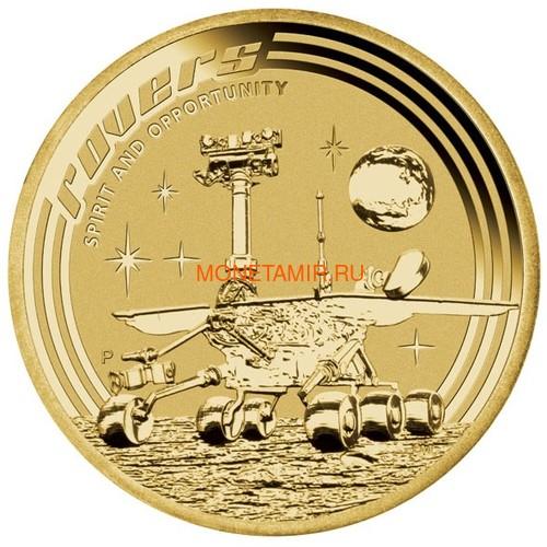 Австралия 2009 Космос Юный Коллекционер Набор 9 Монет (Australia 2009 Space Young Collectors Complete 9 Coin Set).Арт.000391146085/60 (фото, вид 10)