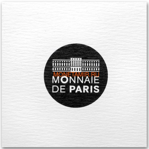 Франция 10 евро 2018 Бушерон серия Коллекция Французского Совершенства (France 10E 2018 French Excellence Boucheron).Арт.67 (фото, вид 5)