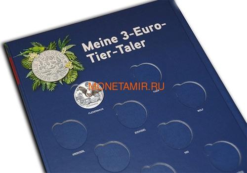 Австрия 3 евро 2019 Выдра (Colourful Creatures The Otter Austria 3 euro 2019).Арт.67 (фото, вид 6)
