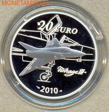 Франция 20 евро 2010. Марсель (1892-1986) (фото)