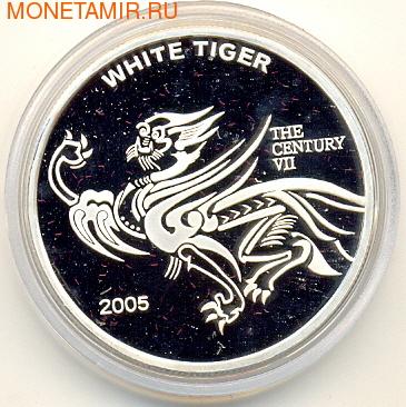 Белый тигр (фото)