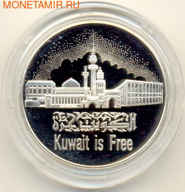 Освобождение Кувейта в феврале 1991 (фото)