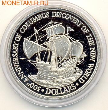 500-ая Годовщина - Открытие Колумбом Нового Мира (фото)