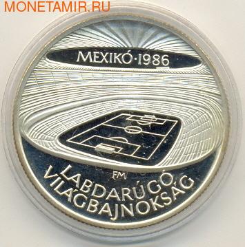 Чемпионат мира - Мексика 1986 (стадион). Венгрия 500 форинтов 1986. (фото)