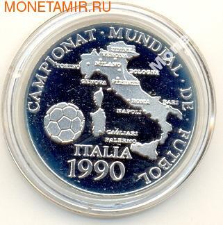 Карта - италия 1990