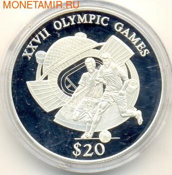 XXVII Олимпиада по футболу (фото)
