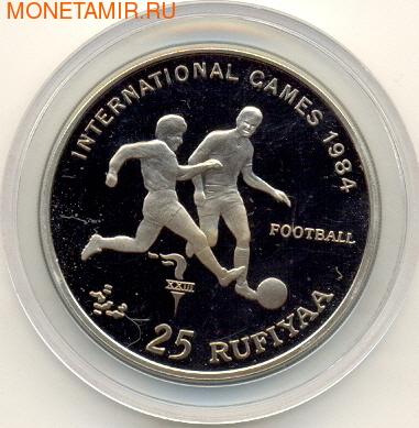 Футбол 1984 (фото)