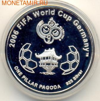 Чемпионат мира - Германия 2006. Арт: 000080530021
