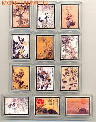 """Картины """"Японские мотивы"""" (фото)"""