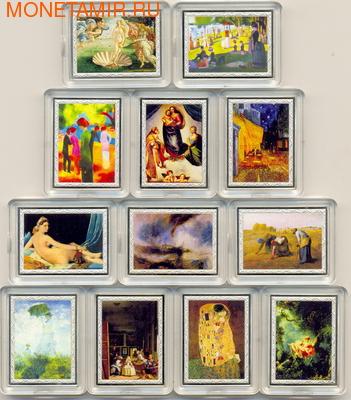 Известные картины великих художников (фото)