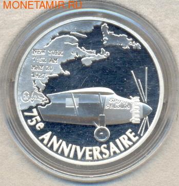 Франция 1,5 евро 2002. Самолет.