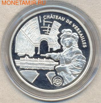 Франция 10 франков 2001. Версаль (фото)