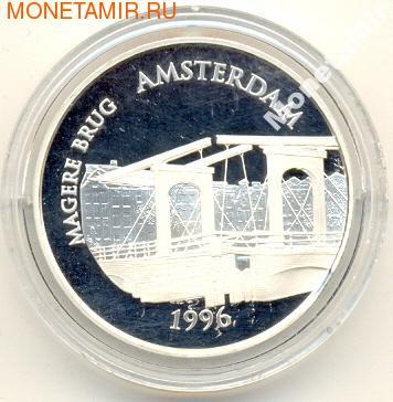 Тощий мост. Амстердам (фото)
