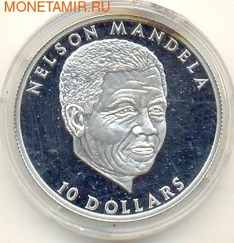 Нельсон Мандела (фото)
