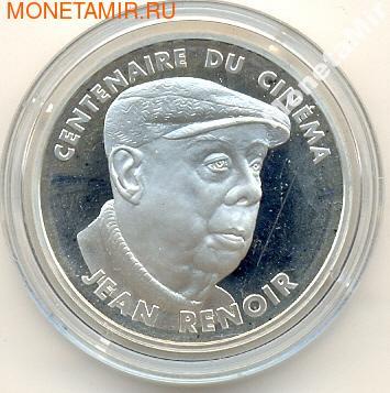 Франция 100 франков 1995. Жан Реноир (фото)