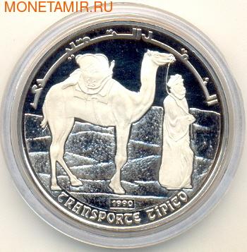 Человек с верблюдом