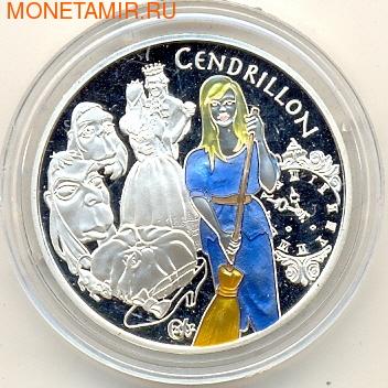 Франция 1 1 /2 евро 2002. Золушка (фото)