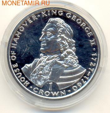 Король Георг II (фото)