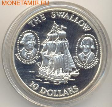 """Корабль """"Swallow"""" (фото)"""