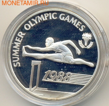 Олимпийские игры - бег через барьеры. Арт: 000037411509 (фото)