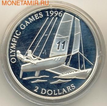 Олимпийские игры 1996. Арт: 15N3755 (фото)