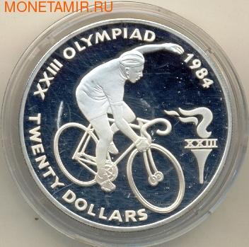 Олимпийские игры 1984. Арт: 000043914913 (фото)