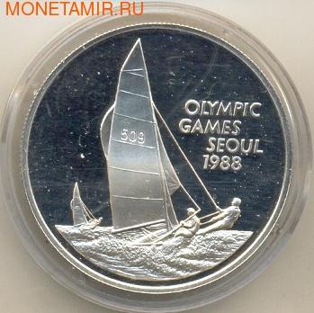 Олимпийские игры 1988. Арт: к11N916 (фото)